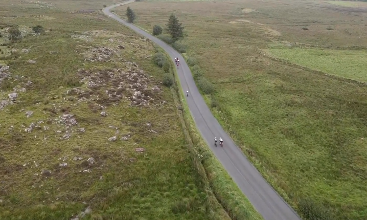 'Ultra-Cycling' charity challenge gets underway – complete with celebrity cameo…