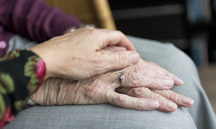 Older people in rural areas 'fear that they will be put behind the door again'