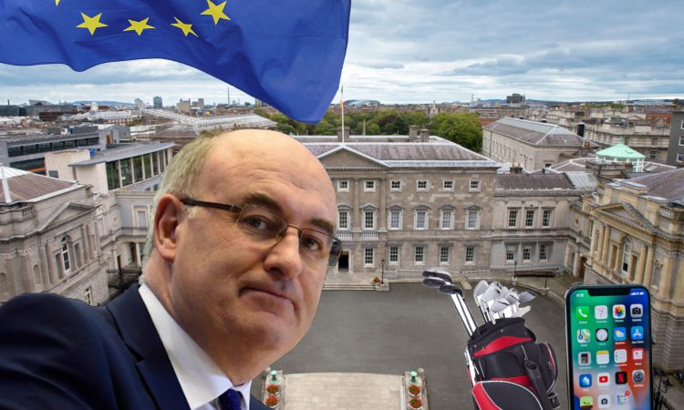 Poll: Should Phil Hogan resign from his role as European Commissioner for Trade?