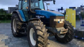 'Taxing trouble': Tractor taken following Garda stop