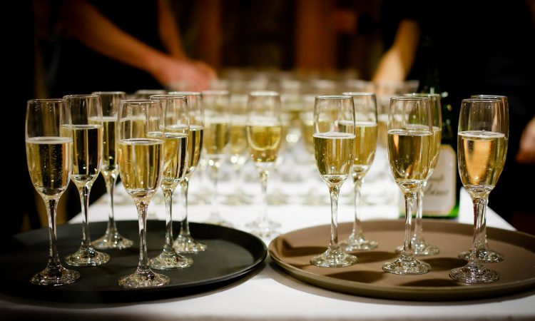 Demand for champagne goes 'flat' as up to 100 million bottles expected to go unsold