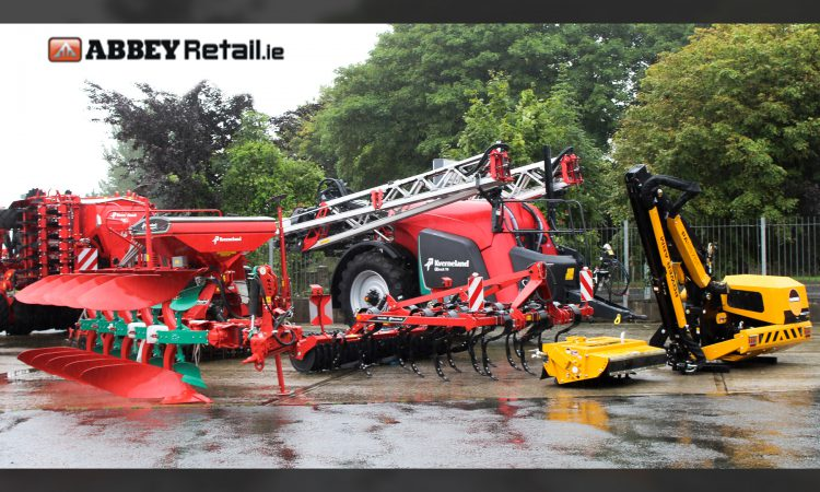 Abbey Retail appointed new Kverneland dealer for Co. Tipperary