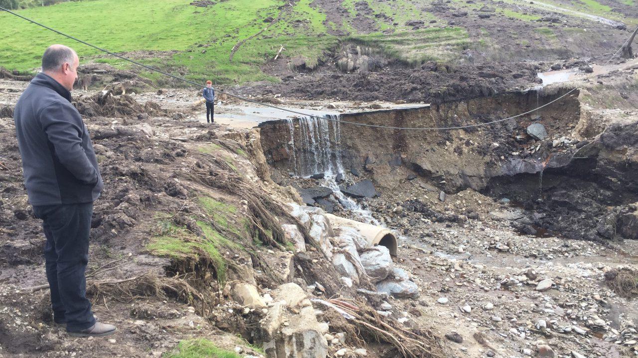 £3.5 million announced for Sperrins flood farmers