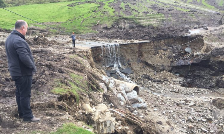 North-west farmers plea for help 3 years on from devastating floods