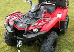 Gardaí investigate quad stolen in overnight raid