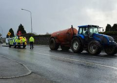Drivers of agricultural vehicles 'not exempt' from road traffic legislation