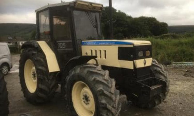 Pics: Machinery auction at Manorhamilton Mart this weekend