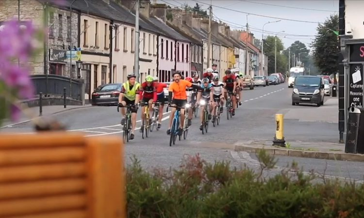 Mayo Ultra Cyclists raise €78,000 for charity so far…with donations still accepted
