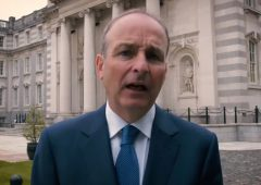 Micheál Martin: Serial testing for meat plants initially on a weekly basis