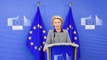 Von der Leyen informed of 2 Irish commission candidates