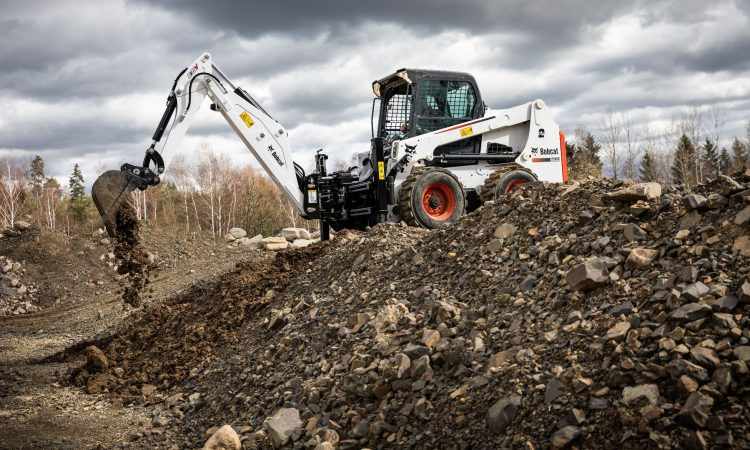New backhoe attachment launched for Bobcat loaders