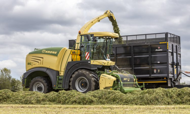 Farmhand appoints Wexford firm as southeast Krone dealer