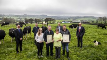Winners of Dairygold Milk Quality Awards announced