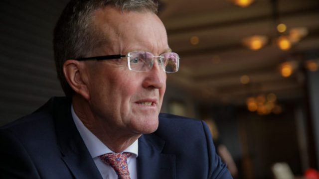 Cullinan calls for 'absolute commitment' on Carbon Tax money