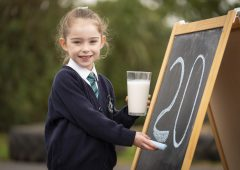 NI 'one of Europe's highest uptakes' as World School Milk Day celebrates 20 years