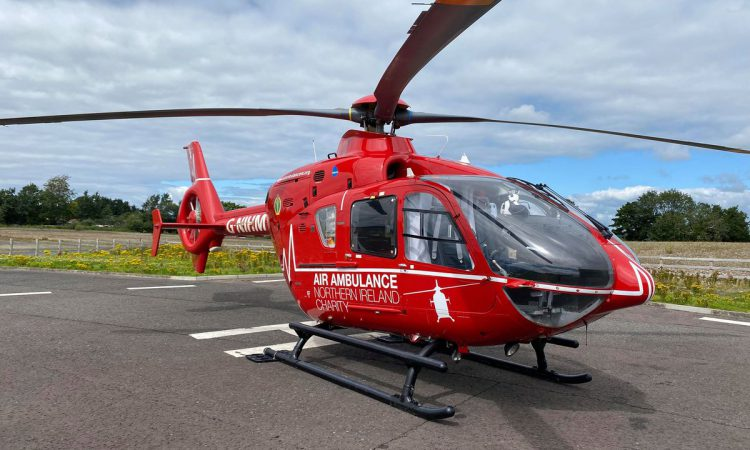Co. Antrim farmer airlifted to hospital after bull attack