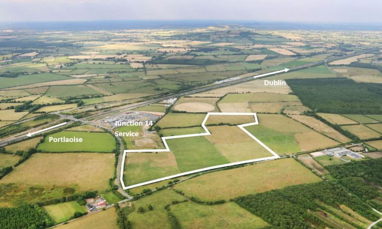 33.3ac agricultural lands in Co. Kildare 'would be an ideal investment opportunity'