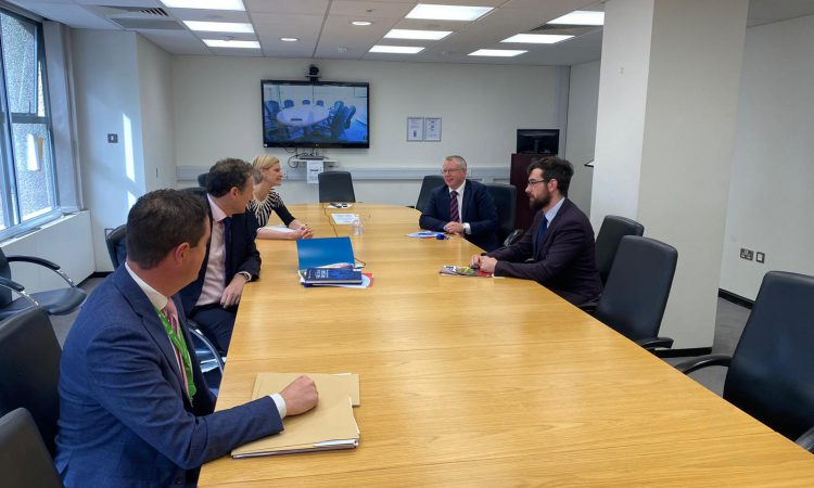 Macra brings young farmer issues to table in first meeting with minister