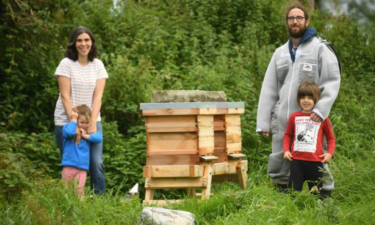 'Let it Bee' initiative creating a buzz on Corracreigh Group Water Scheme