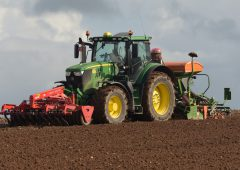 Get your seed rate right when sowing