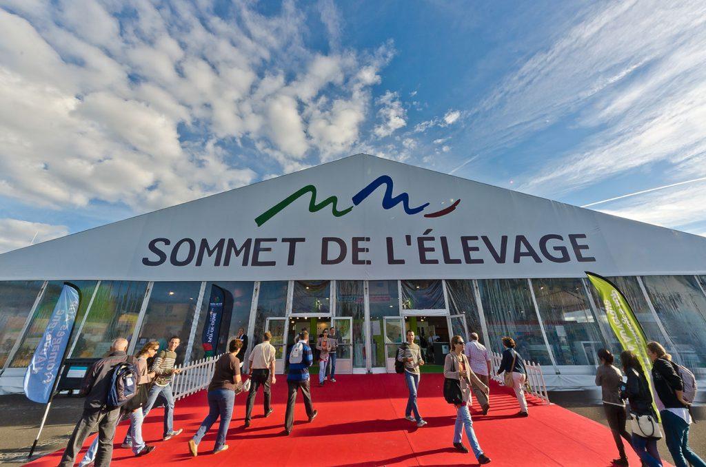 Image source Sommet de l'Élevage