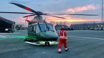 Farmer airlifted to hospital after tractor accident in Clare