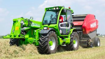 Hybrid vigour: Merlo Multifarmer hits Irish shores