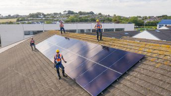New project to see schools fitted with rooftop solar panels