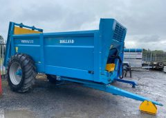 Auction report: 86% clearance at Portlaoise machinery sale