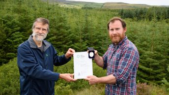 Donegal man takes 2020 RDS Teagasc Farm Forestry Award
