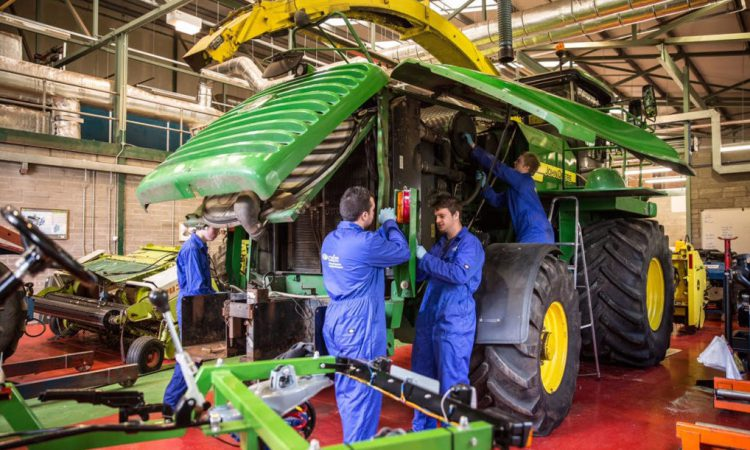 Disappointment as IT Tralee forced to drop agri mech course for 2020
