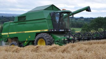 Harvest update: Improved weather means combines can finally get out into the fields
