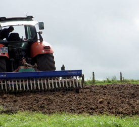 Tackling reseeding this year on Green Acres farm