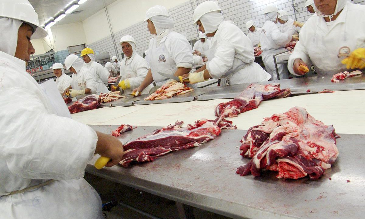 Weekly rapid antigen testing 'can be used to limit Covid-19 cases in meat plants'