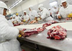 0.76% incidence rate of Covid-19 in food processing facilities