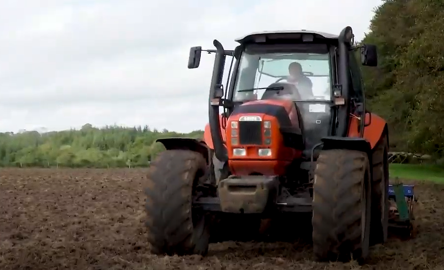 Virtual Farm Walk: Improving pasture quality through reseeding