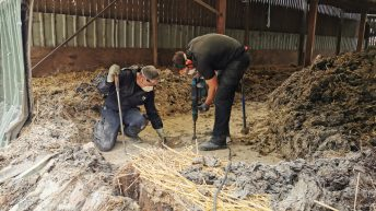 Major cannabis operation discovered in underground bunkers beneath farm sheds