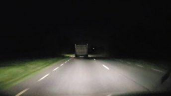 Gardaí stop 'very dangerous' 4X4 with livestock trailer