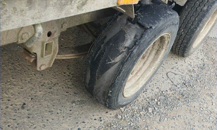 Trailer 'escorted off motorway' following Garda check
