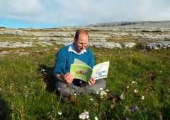 Burren's unique farming heritage inspires children's book