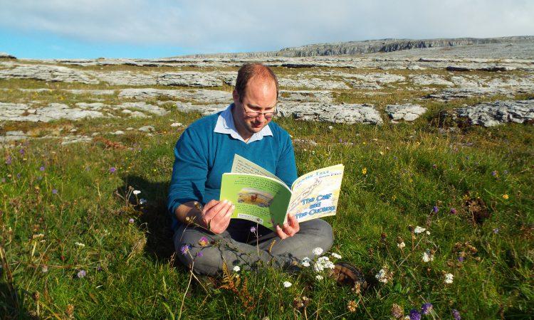 Burren's unique farming heritage inspires children's book