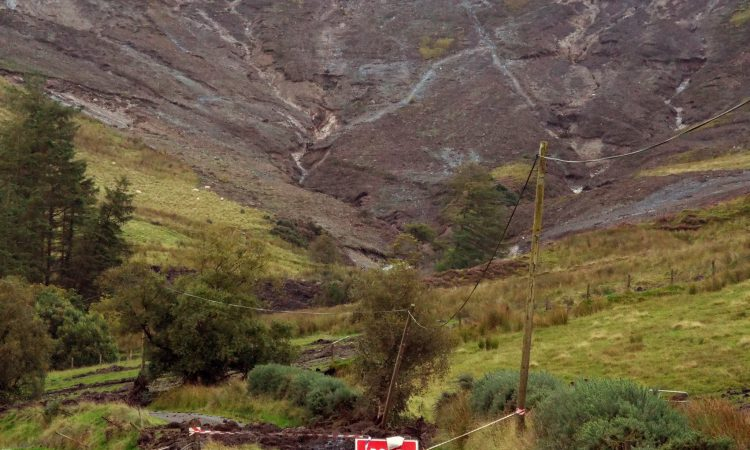 Sperrins floods farmers have 'strong sense of injustice' over 2017 flood funding