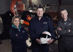 3-part series 'Tricked-Out Tractors' to start on Monday