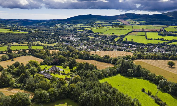 Aughrim 93.5ac residential and agricultural estate on market