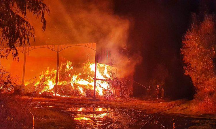 Gardaí investigating 'criminal damage' after Tipperary shed fire