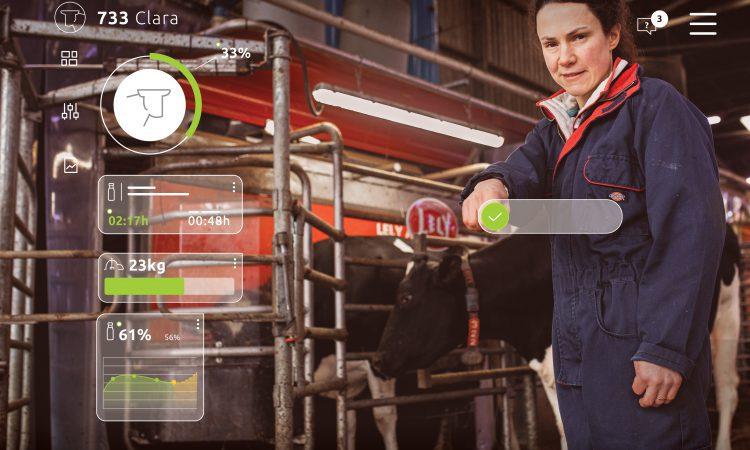 On the Horizon: Lely unveils latest farm management app