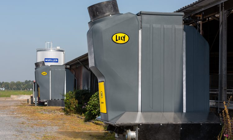 Achieving a 70% reduction in ammonia emissions with a circular shed system