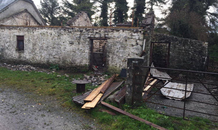 1800s sheds repair sparks memories for farmer