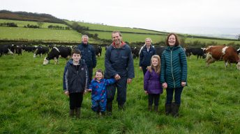 Donegal farmer takes top prize at Aurivo Milk Quality Awards