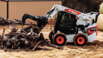 'Next is Now': Bobcat unveils new R-Series loaders